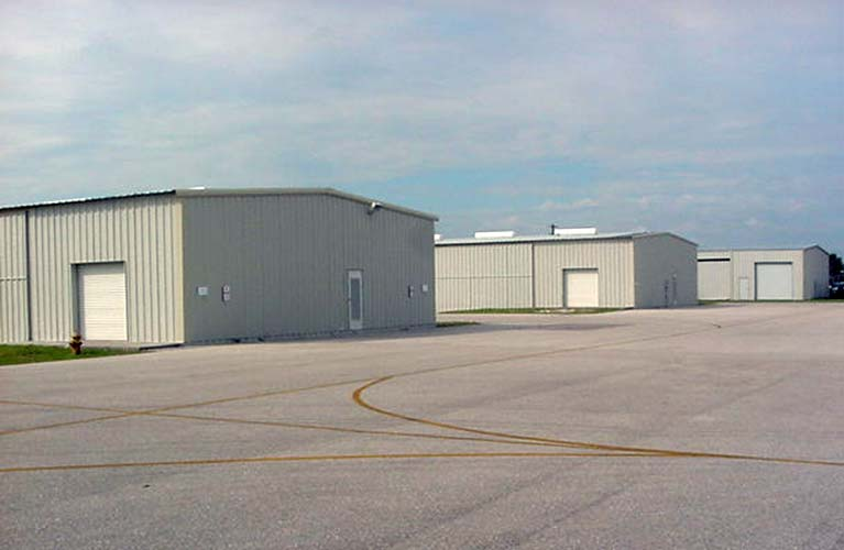 Image result for srq t-hangars