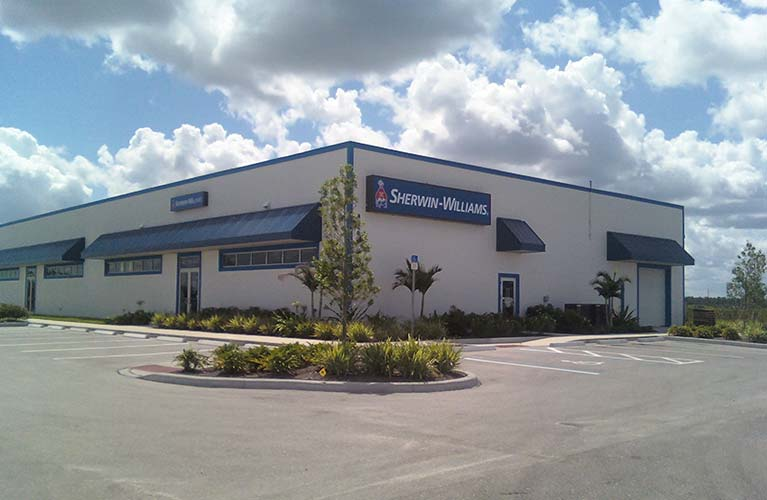 Sherwin Williams 08
